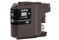 Brother LC121 Black Ink Cartridge LC121BK