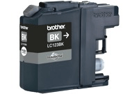 Brother LC123 Black Ink Cartridge LC123BK
