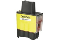 Brother LC900 Yellow Ink Cartridge LC900Y