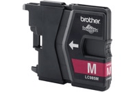 Brother LC985 Magenta Ink Cartridge LC985M
