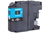 Brother LC125XL Cyan Ink LC125XL-C