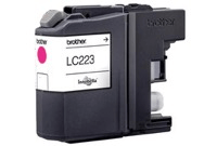 Brother LC223 Magenta Ink Cartridge LC223M