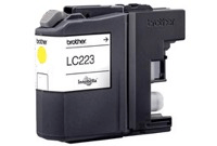 Brother LC223 Yellow Ink Cartridge LC223Y