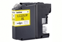 Brother LC22UYXL Yellow Ink LC22UY
