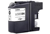 מחסנית דיו שחור Brother Black LC223BK INK Cartridge SKU LC223BK
