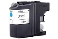 מחסנית דיו כחול Brother Cyan LC223-C INK CARTRIDGE sku LC223C