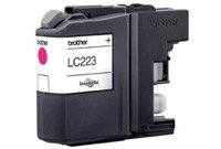 מחסנית דיו אדום Brother Magenta LC223-M INK Cartridge sku LC223M