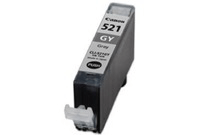 Canon CLI521GY Gray ink Cartridge CLI-521 GY