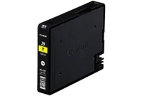 Canon Canon PGI29Y Yellow ink Cartridge PGI-29 Y