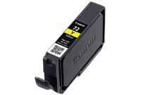 Canon PGI72Y Yellow ink Cartridge PGI-72 Y