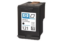 HP 121 Black Ink Cartridge CC640HE