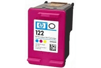 HP HP 122 Tri-color Ink Cartridge CH562HE