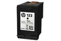 HP HP 123 Black Ink Cartridge F6V17AE