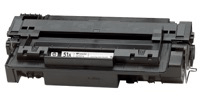 HP 51A Black LaserJet Toner Cartridge Q7551A