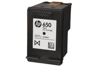 HP HP 650 Black  Ink Cartridge CZ101AE