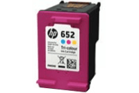 HP 652 Tri-color Ink Cartridge F6V24AE