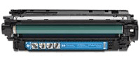 HP 654A Cyan LaserJet Toner Cartridge CF331A