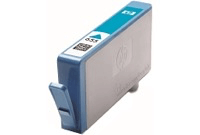 HP 655 Cyan Ink Cartridge CZ110AE