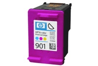 HP 901 TriColor Ink Cartridge CC656AE