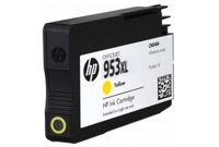 HP 953XL Yellow Ink Cartridge F6U18AE