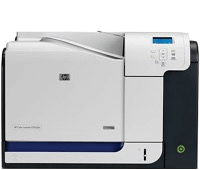 דיו / טונר HP Color LaserJet CP3525