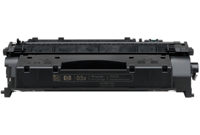 HP 05X Black LaserJet Toner Cartridge CE505X