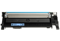 HP 117A Cyan Laser Toner Cartridge W2071A