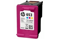 HP HP 653 Tri-color Ink Cartridge 3YM74AE