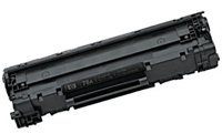 HP 78A Black LaserJet Toner Cartridge CE278A