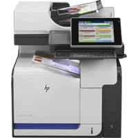 טונר HP LaserJet color flow MFP M575c