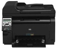 דיו / טונר HP LaserJet 100 Color MFP M175