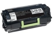 LEXMARK 62D5H00  Black Toner Cartridge 625H