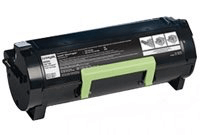 LEXMARK 60F5X00  Black Toner Cartridge 605X