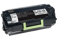 LEXMARK 63B5X00  Black Toner Cartridge 635X
