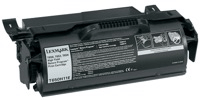 LEXMARK  Black Toner Cartridge X651H11E