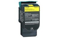 Lexmark LEXMARK  Yellow Toner Cartridge C540H1YG