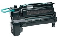 "טונר שחור לקסמרק מק""ט Black Toner cartridge Lexmark SKU X792X1KG"