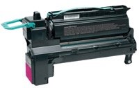 "טונר אדום לקסמרק מק""ט Magenta toner cartridge LEXMARK X792X1MG"