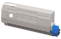 OKI 44318659 White Toner Cartridge