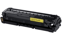 טונר צהוב Y503L סמסונג Yellow toner cartridge sku SAMSUNG CLTY503L
